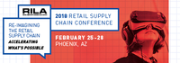 RILA Retail Supply Chain Conference 2018 logo